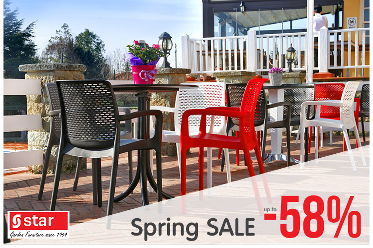 Spring sale up to 58%